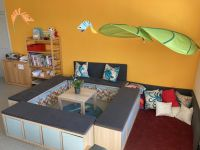 Bild 0 von Förderkreis der Inselschule Juist finanzierte neue Sitzecke