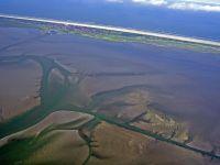 Bild 5 von Aktuelle Luftbilder vom Juister Hafen und dem Watt