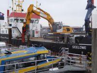 Bild 7 von Winterzeit ist Bauzeit: Neuer Anleger im Inselhafen