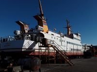 Bild 0 von Schiffe werden für die Zeit nach dem Lockdown in Oldersum fit gemacht