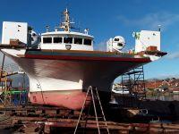 Bild 2 von Schiffe werden für die Zeit nach dem Lockdown in Oldersum fit gemacht