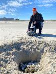 Bild 0 von Naturschützer rufen zur Schildkrötenhilfe am Strand auf