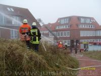 Bild 8 von Alarmübung bewies akuten Mangel an Einsatzkräften bei der Feuerwehr
