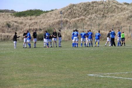 Bild 0 von Spielbericht Heimspiel TSV Juist - Greetsiel