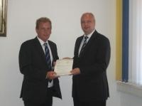 Bild 1 von Besuch des Niedersächsischen Wirtschaftsministers Jörg Bode auf Juist