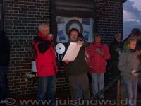 Bild 1 von Rund 150 Personen demonstrierten gegen CO2-Verpressung
