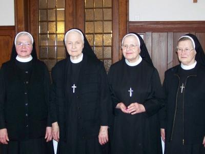 Bild 0 von Bischof würdigte Franziskanerinnen aus Thuine
