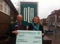 Bild 0 von Die Oldenburgische Landesbank unterstützt
