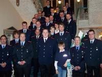 Bild 3 von 2011 war dank vieler Neumitglieder gutes Jahr für Feuerwehr