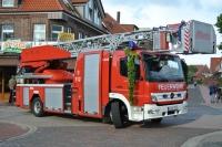 Bild 0 von Feuerwehr hat ihre neue Drehleiter eingeweiht