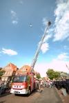 Bild 4 von Feuerwehr hat ihre neue Drehleiter eingeweiht