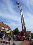 Bild 1 von Musikverein konnte beim Tag der offenen Tür der Feuerwehr nicht spielen