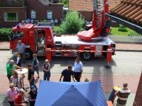 Bild 4 von Musikverein konnte beim Tag der offenen Tür der Feuerwehr nicht spielen
