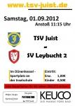 Bild 0 von Heimspiel TSV Juist gegen SV Leybucht 2