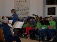 Bild 2 von Blasmusik in der Inselkirche begeisterte Publikum