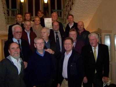 Bild 0 von Segelklub Juist hat fünf neue Ehrenmitglieder
