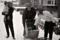 Bild 3 von Im Eiswinter vor 50 Jahren sicherten Hubschrauber die Inselversorgung