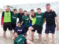 Bild 2 von Seit 27 Jahren gibt es das Beach-Handball-Turnier der Inseln