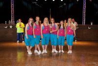 Bild 4 von 181 Cheerleader sorgten für Partystimmung