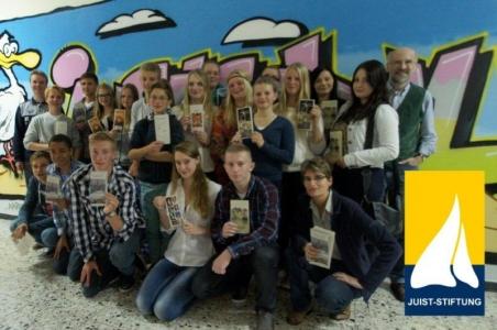 Bild 0 von Erstaunliche Vielfalt beim Medien-Projekt an der Juister Inselschule
