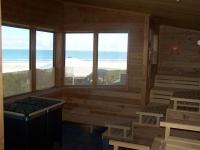 Bild 3 von Neue Sauna der Kurverwaltung muss noch bekannter werden