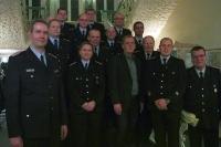 Bild 0 von Martin Kleen seit 60 Jahren in der Juister Feuerwehr