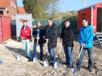 Bild 3 von Winterzeit ist Bauzeit: 1. Teil – Baubeginn neuer Kindergarten