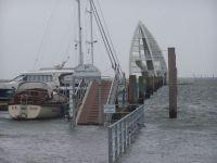 Bild 6 von Die erste Sturmflut des Winters ist auf Juist erst einmal durch