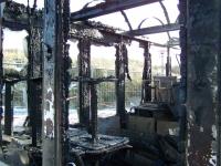 Bild 1 von Sturmklause: Schon bei der Alarmierung brannte alles lichterloh