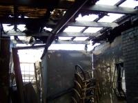 Bild 4 von Sturmklause: Schon bei der Alarmierung brannte alles lichterloh