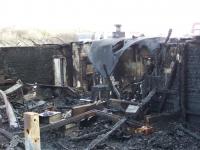 Bild 9 von Sturmklause: Schon bei der Alarmierung brannte alles lichterloh