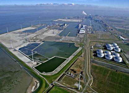 Bild 0 von Inseln müssen Entwicklung vom Eemshaven im Auge halten