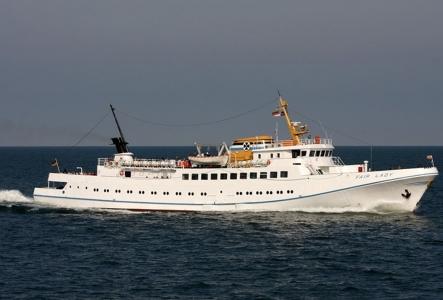 Bild 0 von Es geht wieder per Schiff nach Helgoland
