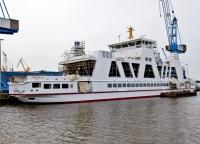 Bild 0 von Neubau der Reederei Norden-Frisia liegt bereits im Wasser