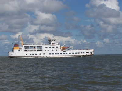 Bild 0 von Ältestes Schiff der Frisia wird heute 50 Jahre alt