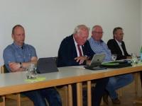 Bild 1 von Jan Doyen-Waldecker ist wieder stellvertretender Bürgermeister