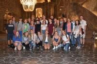 Bild 1 von Schülerinnen und Schüler der Inselschule Juist sind in Polen