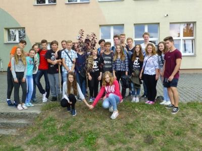 Bild 0 von Juister Inselschülerinnen und Schüler zu Gast in Pszow