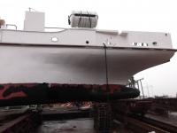 Bild 8 von Winterzeit ist Werftzeit für die Inselfähren