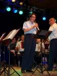 Bild 2 von Luftwaffenmusikkorps begeisterte Zuhörer mit schmissiger Blasmusik