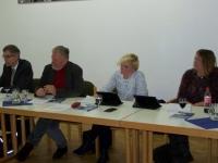 Bild 2 von Meint Habbinga und Gerhard Jacobs vertreten den Bürgermeister