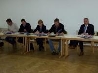 Bild 4 von Meint Habbinga und Gerhard Jacobs vertreten den Bürgermeister