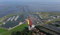 Bild 0 von Bauarbeiten an der Westmole in Norddeich beginnen