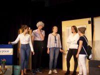Bild 4 von Theater AG der Inselschule brachte Dreiakter auf die Bühne