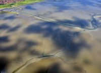 Bild 2 von Neue Luftbilder vom Hafen und Watt