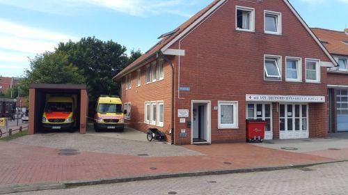Bild 0 von Feuerwehrhaus und Rettungswache laufen jetzt völlig getrennt