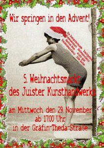 Bild 0 von Einladung zum 5. Weihnachtsmarkt des Juister Kunsthandwerks