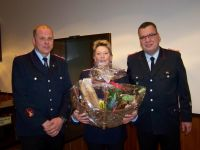 Bild 4 von Ehrungen für 160 Jahre Mitgliedschaft in der Feuerwehr