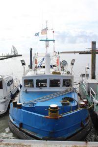 Bild 0 von Juister Bootshafen kann derzeit nicht angefahren werden