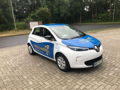 Bild 0 von Reederei Norden-Frisia steigt in das Autovermietungsgeschäft mit ein